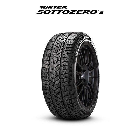 WINTER SOTTOZERO SERIE III tire for Ford C-Max