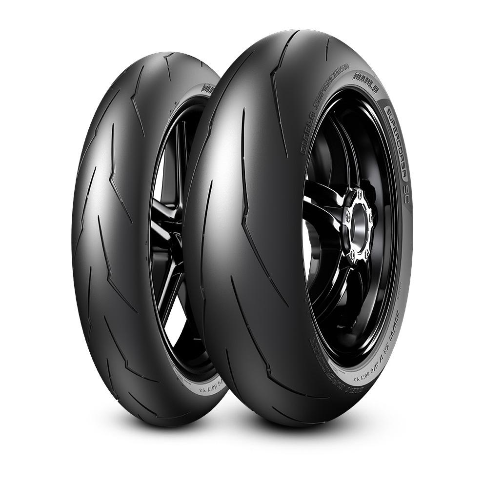Pirelli Motorradreifen DIABLO™ SUPERCORSA SC