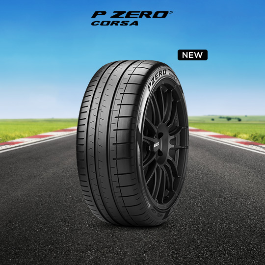 PZERO CORSA tyre for AUDI RS7