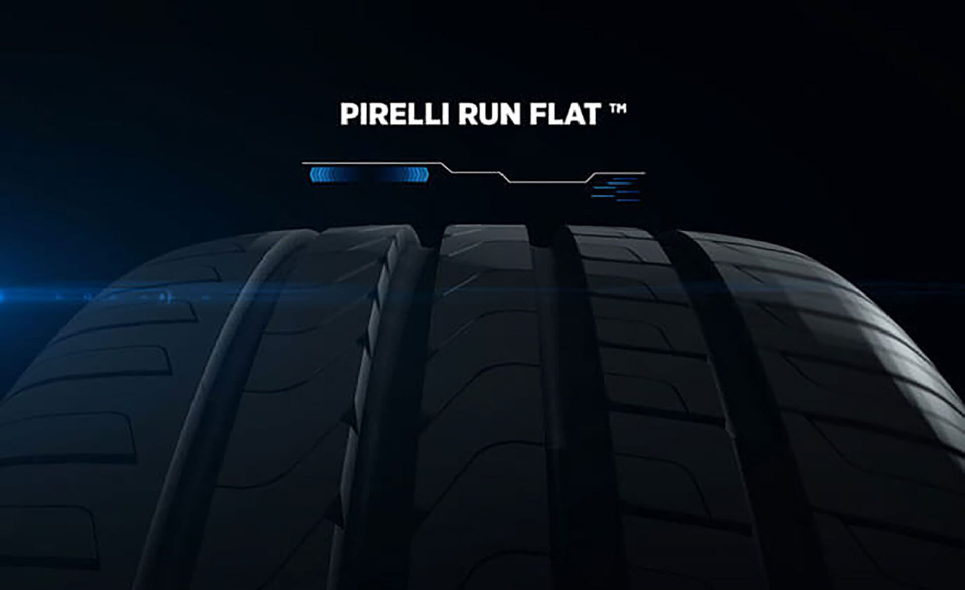 HOW RUN FLAT TYRES WORK