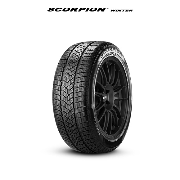 SCORPION WINTER car tire