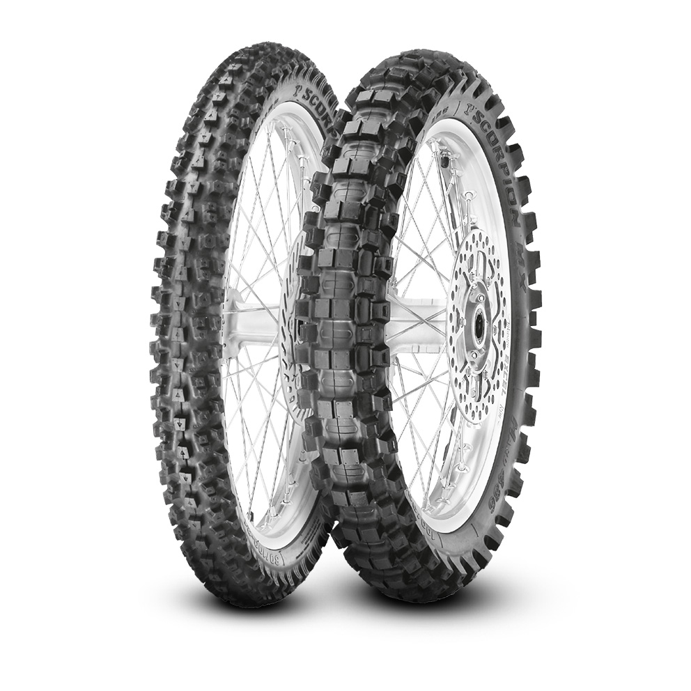 Pneu moto Pirelli SCORPION™ MX HARD