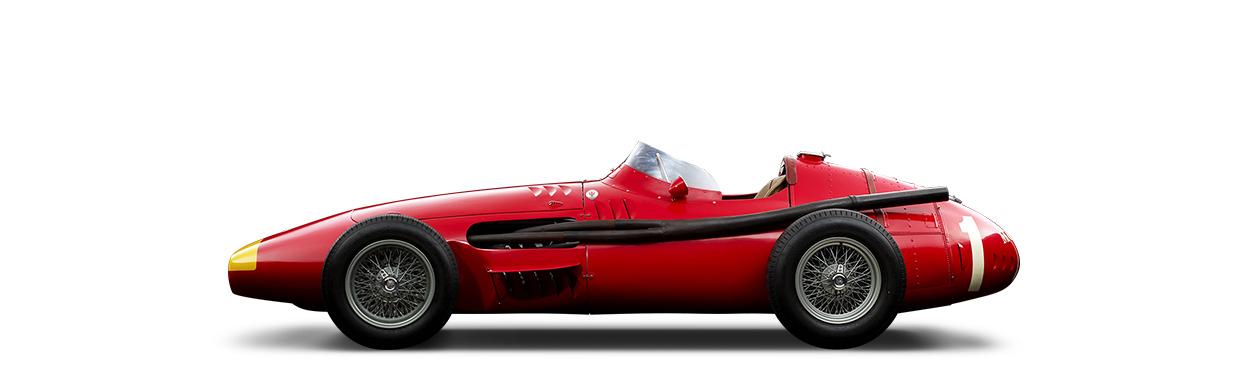 Maserati 1954 - 1957