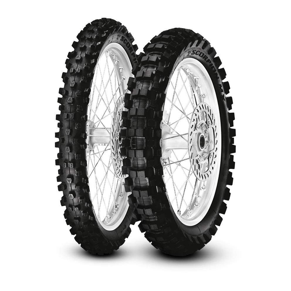 Pirelli SCORPION™ MX EXTRA J motorbike tyre