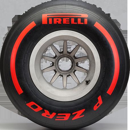 Автомобильные шины Supersoft Red F1
