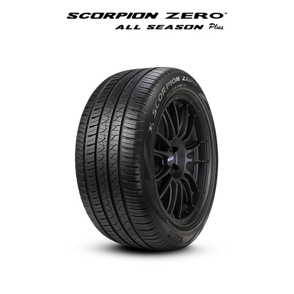SCORPION ZERO ALL SEASON PLUS car tire