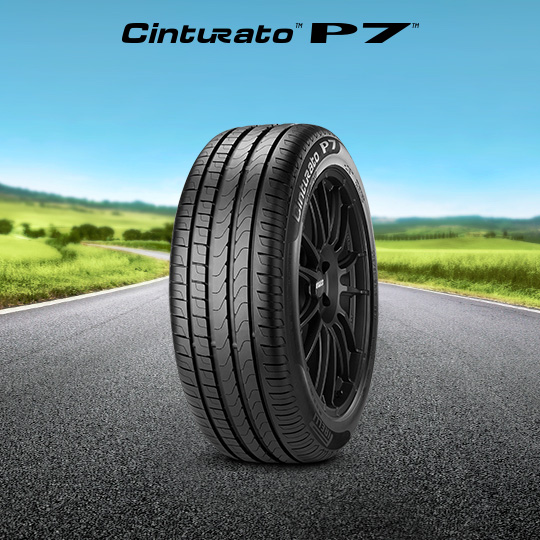 CINTURATO P7 tire for Honda Civic