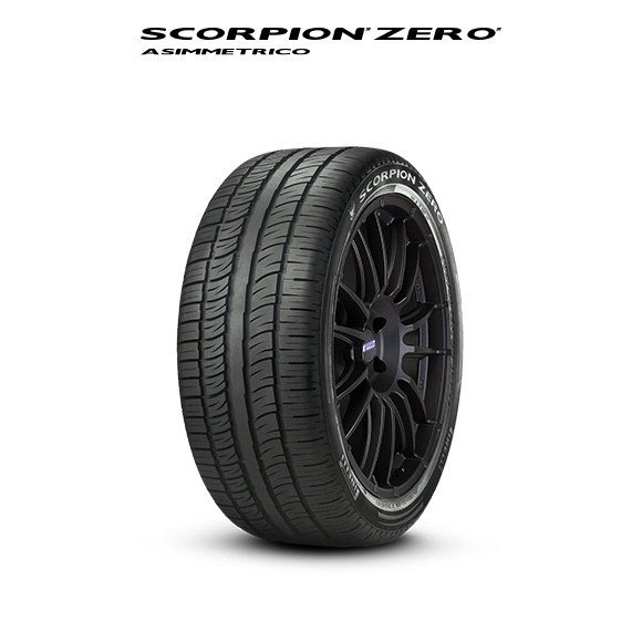 SCORPION ZERO ASIM. car tire