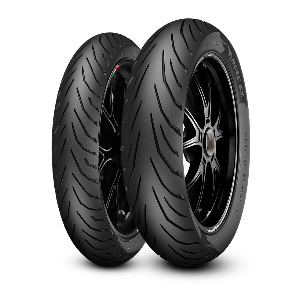 Pirelli ANGEL™ CITY motorbike tyre