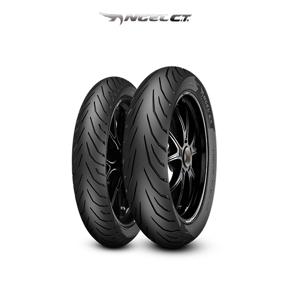 ANGEL CITY tyre for HONDA CB 50 J  (> 1977) motorbike