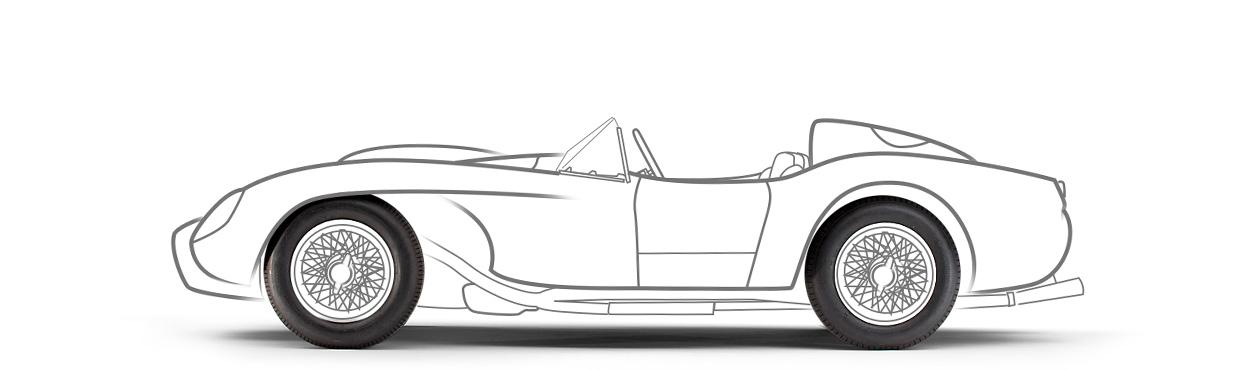 Ferrari 1952 - 1957