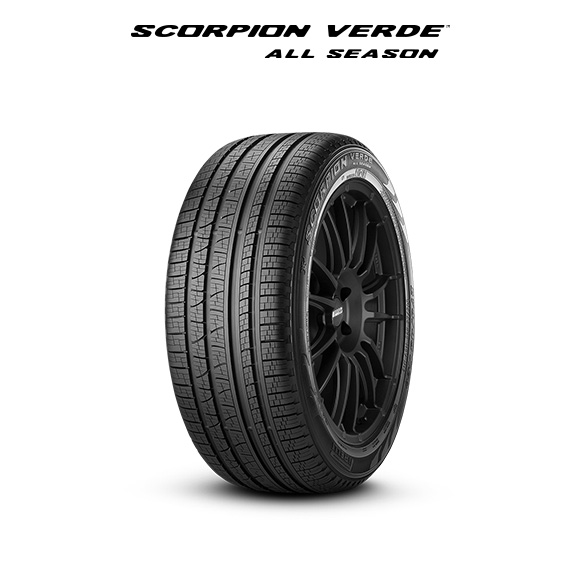 Pneus pour auto SCORPION VERDE ALL SEASON