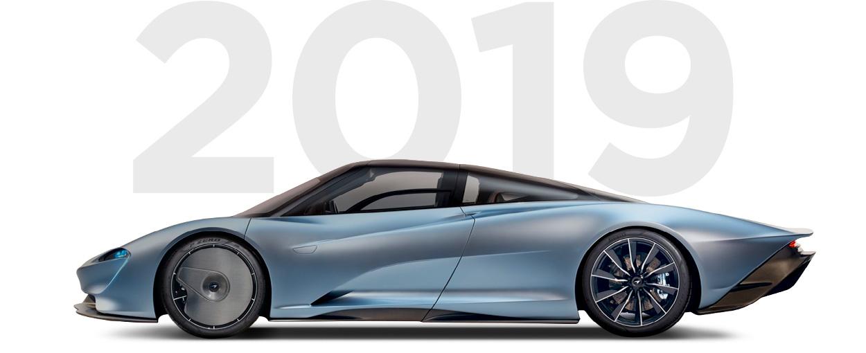 Pirelli & McLaren through history 2019