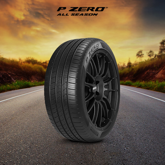 PZERO ALL SEASON 245/45 r19 Tyre