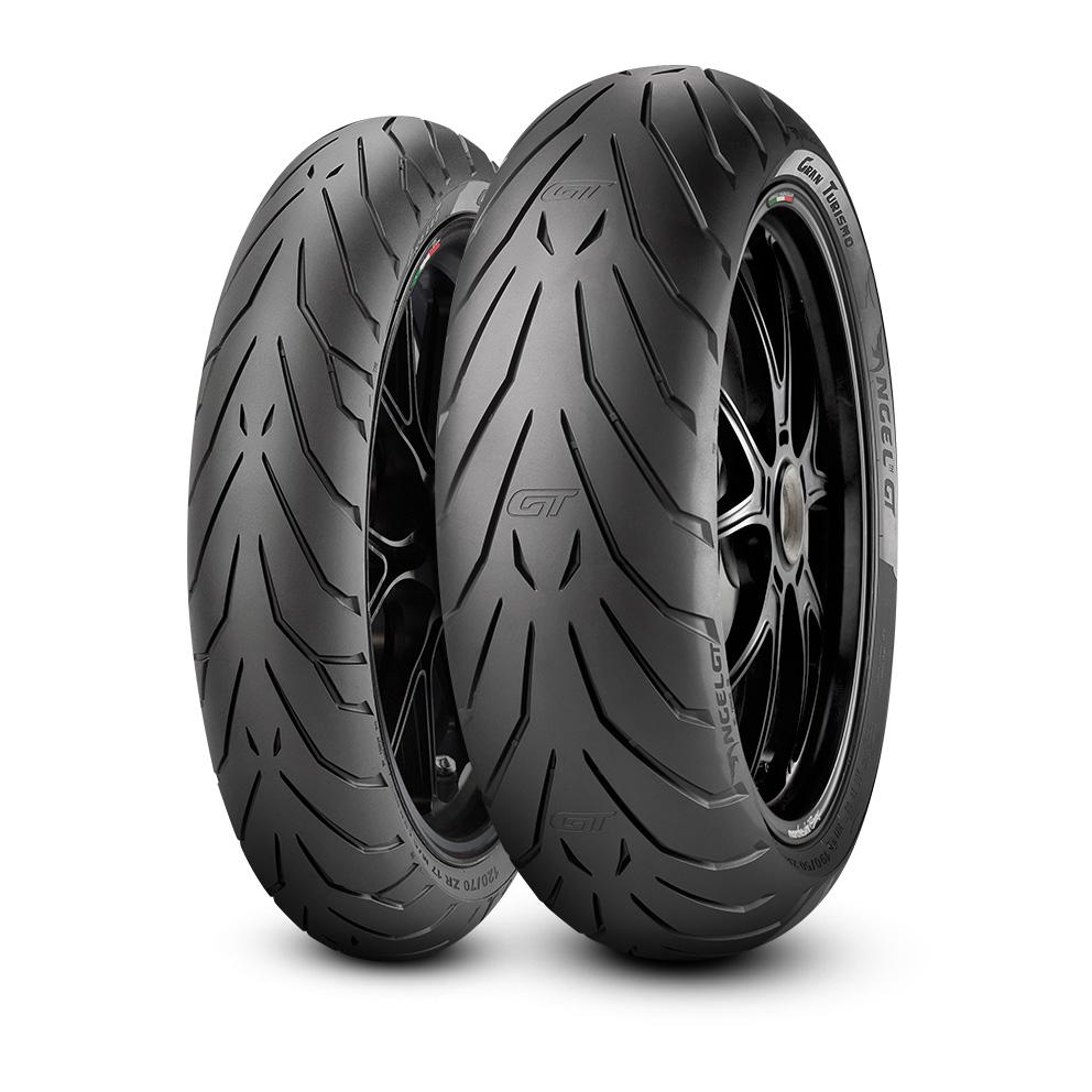 Pirelli ANGEL™ GT motorbike tyre