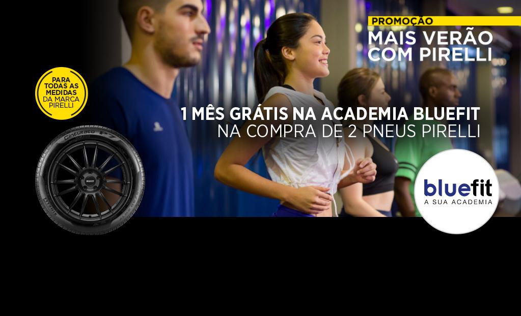 Blue Fit Promotion