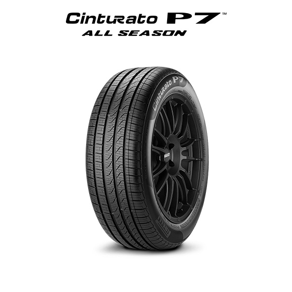CINTURATO P7 ALL SEASON 255/35 r20 Tyre