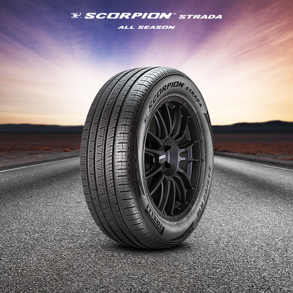 SCORPION STRADA ALL SEASON tire for HONDA CR-V