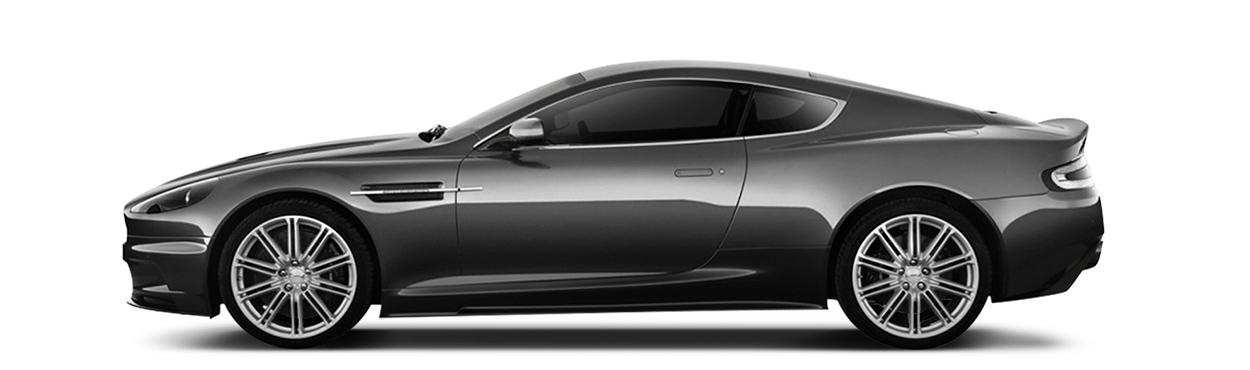 Aston Martin 2007