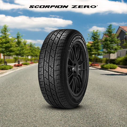 SCORPION ZERO tire for HONDA CR-V