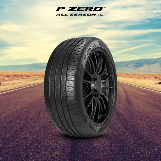 PZERO ALL SEASON PLUS tire for HONDA CR-V