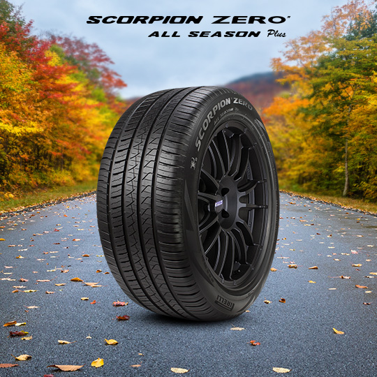 SCORPION™ ZERO ALL SEASON PLUS car tire