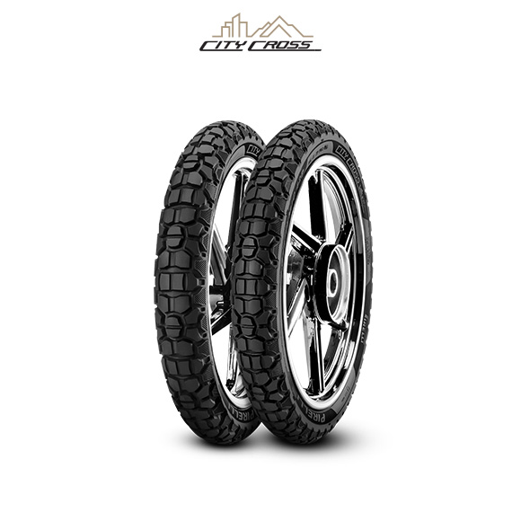 Pneu de motocicleta para on / off road CITY CROSS