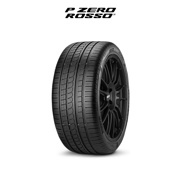 PZERO ROSSO tyre for BMW 1 Series