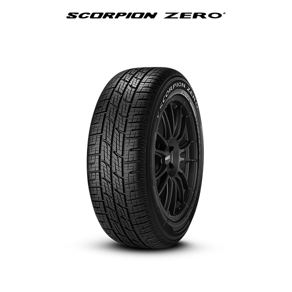 SCORPION ZERO car tire