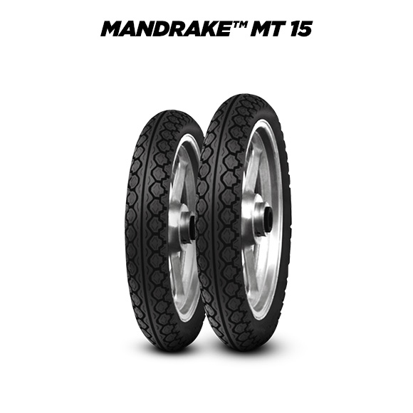 MANDRAKE MT 15 motorbike tyre for scooter