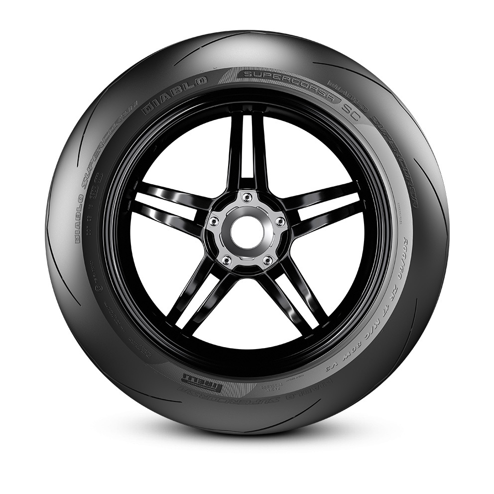 Pirelli DIABLO™ SUPERCORSA SC  motorbike tyre