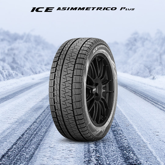 自動車タイヤ WINTER ICE ASIMMETRICO PLUS