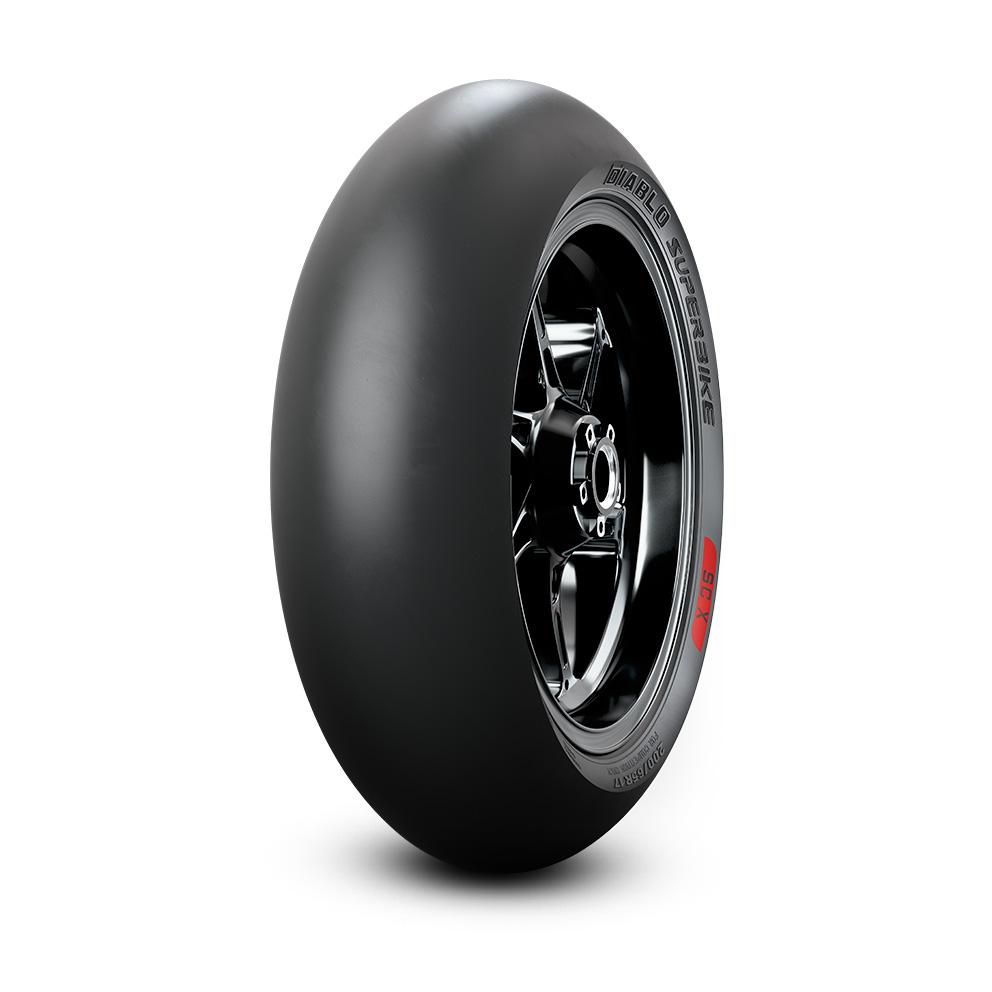 Neumáticos Pirelli de moto DIABLO™ SUPERBIKE