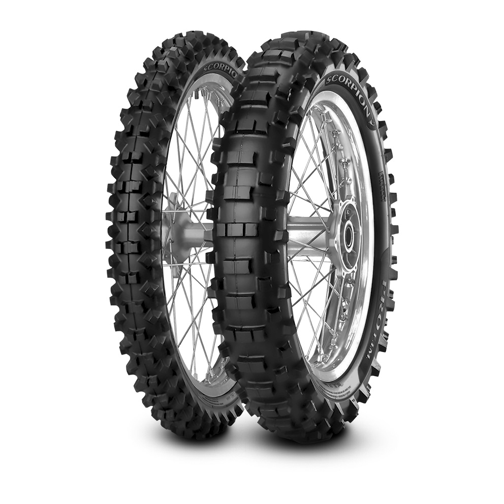 Scorpion™ Trail Motorcycle tyre