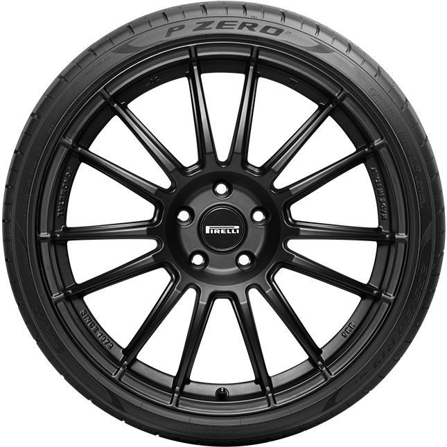 P ZERO™ NEW car tire
