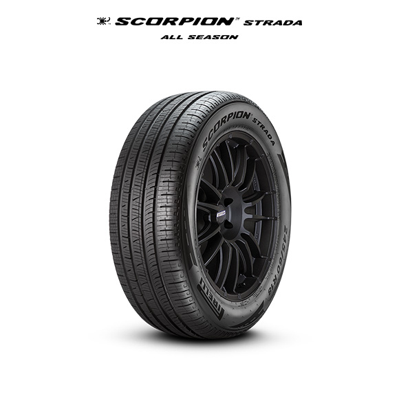 SCORPION STRADA ALL SEASON car tire