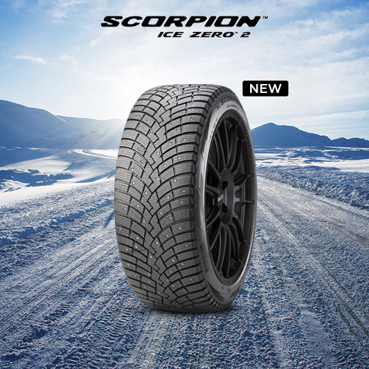 SCORPION ICE ZERO 2 шины для FORD Expedition