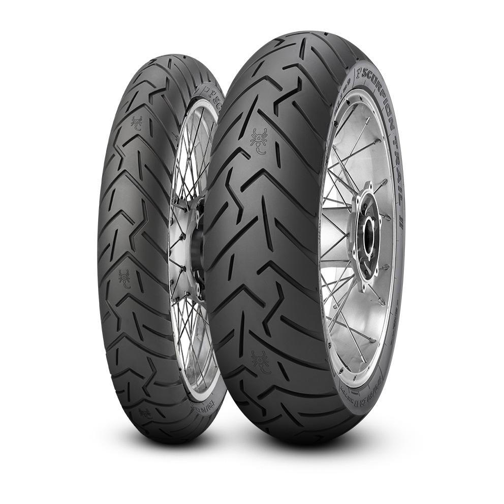 Pirelli SCORPION™ TRAIL II motorbike tyre