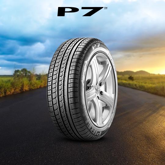 Neumático P 7 para auto
