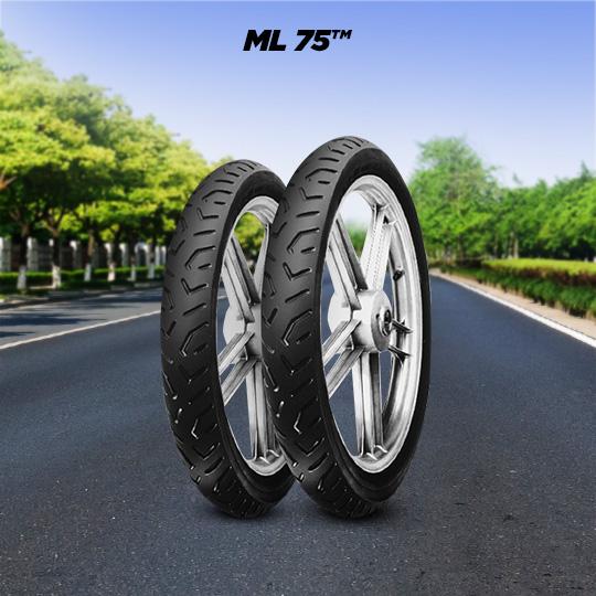 Neumático ML 75 para moto de scooter