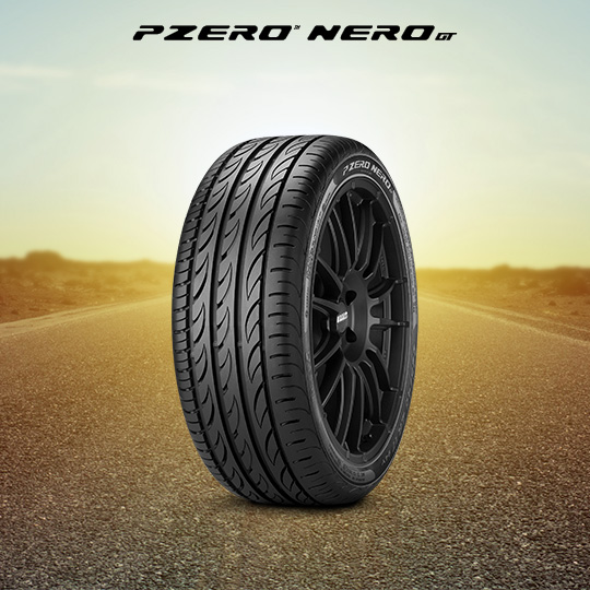 PZERO NERO GT tyre for PEUGEOT 607