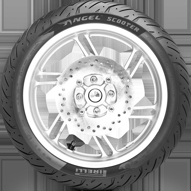 Neumáticos de moto para scooter