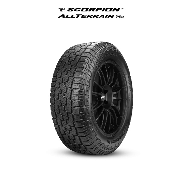 SCORPION™ ALL TERRAIN PLUS car tire