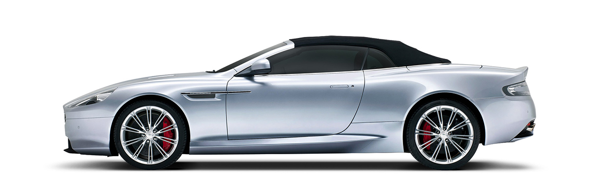 Aston Martin 2012