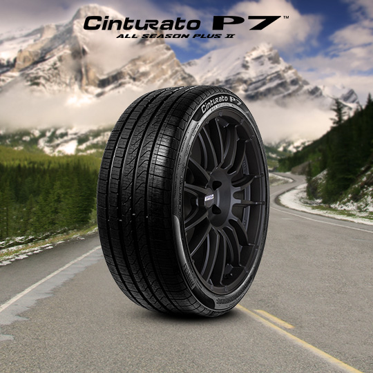 CINTURATO™ P7 ALL SEASON PLUS II car tire