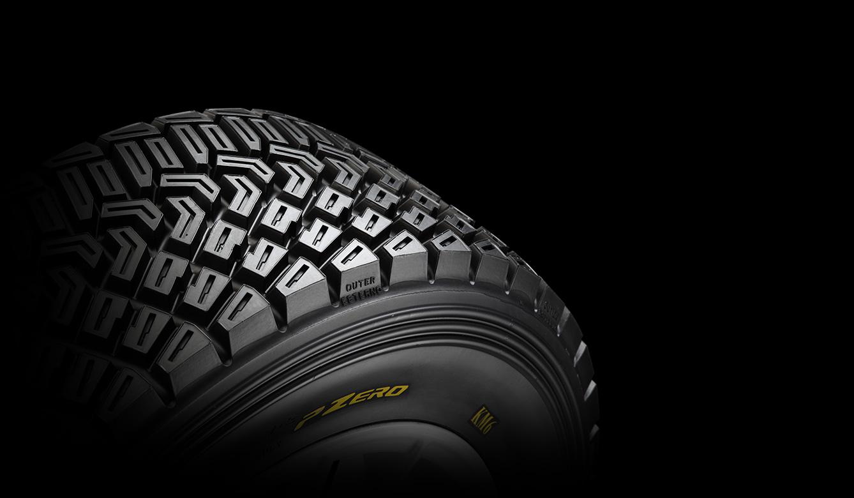 Pneumatico motorsport Pirelli KM