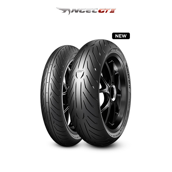 ANGEL GT II tire for KAWASAKI Ninja ZX-6R ZX 600 R (> 2009) motorbike