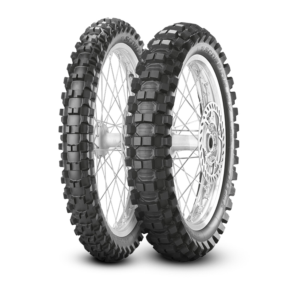 Neumáticos Pirelli de moto SCORPION™ MX EXTRA-X