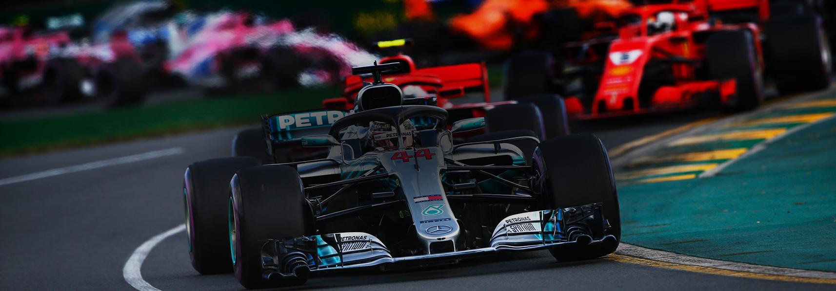 Rolex Australian Grand Prix