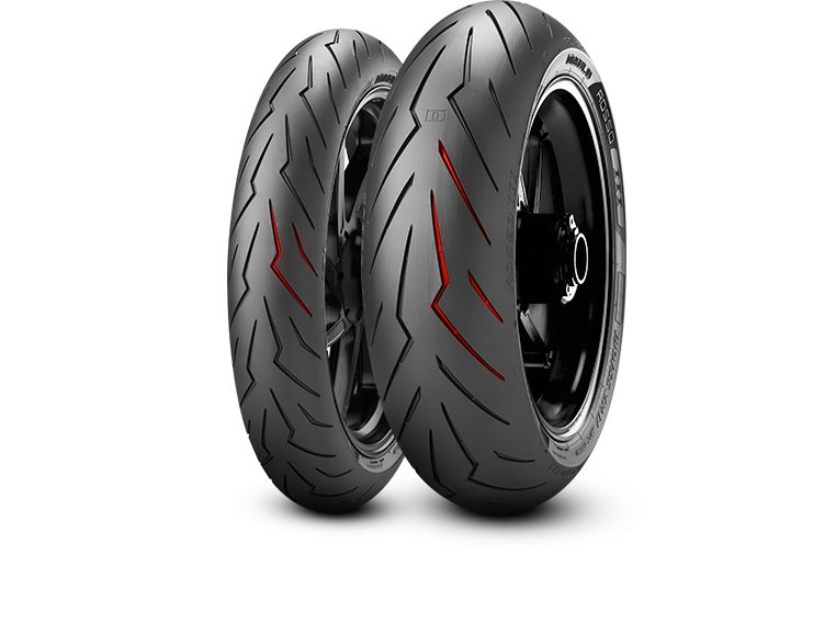 diablo rosso iii motorcycle tires pirelli. Black Bedroom Furniture Sets. Home Design Ideas